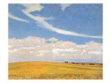 Prairie after Storm, 1921