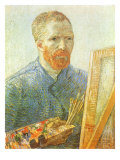 Van Gogh Self-Portrait, 1888