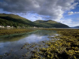 Village of Arrochar and Loch Long, Argyll and Bute, Scotland, United Kingdom, Europe