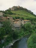 St. Flour, Cantal, Auvergne, France, Europe