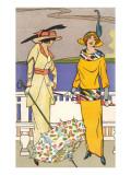 French Fashion, Art Deco