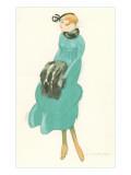 French Fashion Illustration