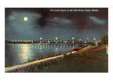Moon over Cairo, Illinois