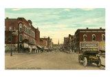 Broadway, Council Bluffs, Iowa