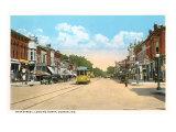 Main Street, Goshen, Indiana