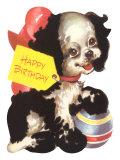 Happy Birthday from Puppy Dog