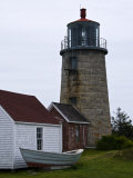 Monhegan Island Lighthouse and Museum
