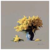 Vases et Lilas