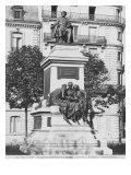 Monument to Alexandre Dumas Pere, 1883