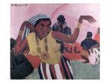 Black Dancer, 1909