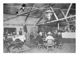 A Tent Saloon, c.1890