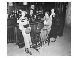 New York Society Women Enjoy Their First Legal Drink After the Repeal of the Volstead Act in 1933