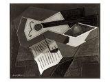 Guitar and Fruit Bowl, 1926