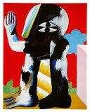 Figure Black and White, c.1967