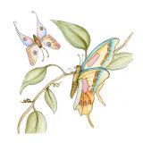 Fluttering Butterflies I