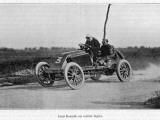 Paris - Madrid Race 1903