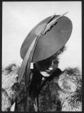 Fashionable 1940s Hat