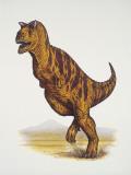Close-Up of a Dinosaur
