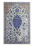 Panneau du mausolee de Selim II