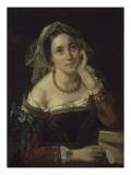 Graziella, amie de Lamartine (1836)