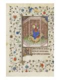 Livre d'heures. Sainte Marguerite d'Antioche