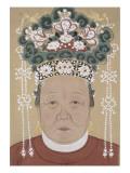 Portrait d'une dame