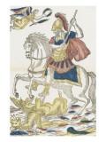 Le brave saint Georges, patron des arbaletriers