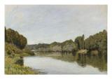 La Seine a Bougival