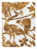 Panneau de revetement mural fragmentaire