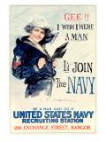WWII US Navy I Wish I Were a Man