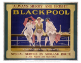 Blackpool Three Ladies