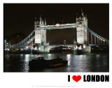 Tower Bridge, I Love London