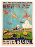 Geneve, Fete Aerienne