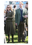 Prince William and Kate Middleton at Cheltenham