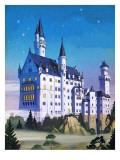 Neuschwanstein -- a Fairy-Tale Castle Built by a 'Madman'