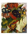 Flowerpot and Sugar Bowl, 1918-19