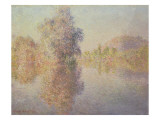 Morning on the Seine at Giverny, 1893