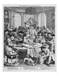 The Reward of Cruelty, 1751