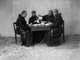 Hungry Monks