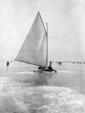 A German Ice Yacht