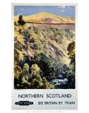 Northern Scotland, BR (ScR), c.1948-1965