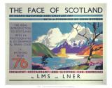 The Face of Scotland, LMS/LNER, c.1935