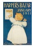 Harper's Bazar, January 1911