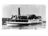 Samuel E Spring Steamer