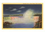 Night, Horseshoe Falls, Niagara Falls