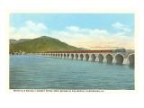 Rockville Bridge, Harrisburg, Pennsylvania