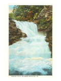 Winona Falls, Delaware Water Gap, Pennsylvania