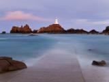 Corbiere Lighthouse, Jersey, Channel Islands, UK
