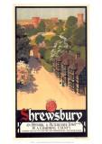 Shrewsbury, LMS, c.1920s
