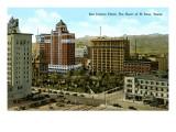 San Jacinto Plaza, El Paso, Texas